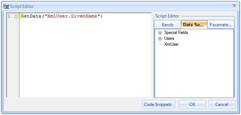 Sharp-Shooter performance: DataTable vs XML data sources