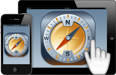iOS and Android compatible gauges